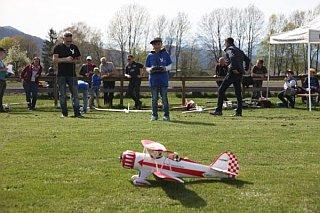 14. April 2018: erster Vorarlberger Jugendflugtag